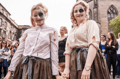 Edinburgh Fringe Grimm Season: Blog 2