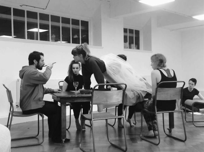 Edinburgh Fringe 2016, Sodom Rehearsal: Blog 1