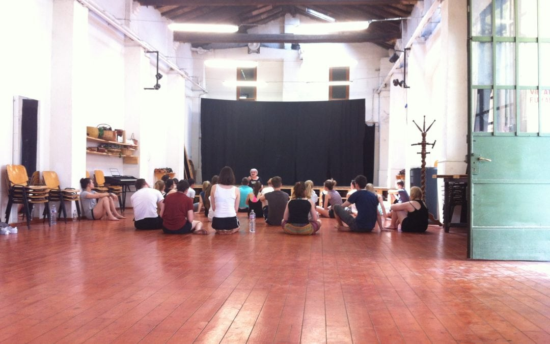 Commedia dell'Arte Residential 2015: Blog 2