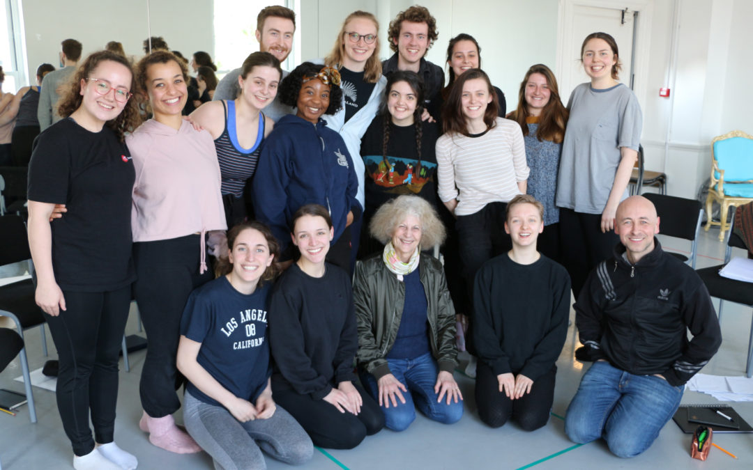 Guest Speaker: Playwright Timberlake Wertenbaker